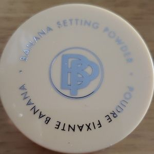 Bellapierre banana setting powder.